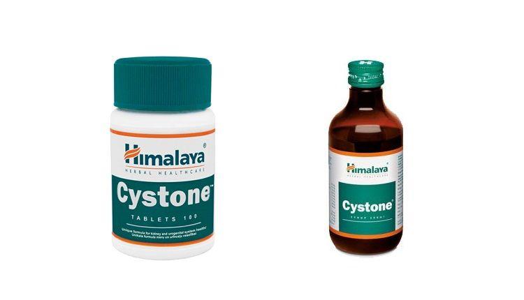 हिमालय सिस्टोन सिरप और सिस्टोन टेबलेट (Cystone Syrup and Cystone Tablets)