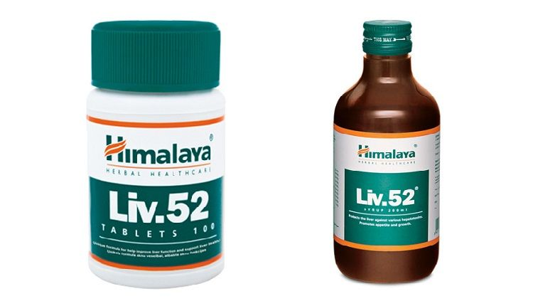 Liv 52 Tablets and Liv 52 Syrup