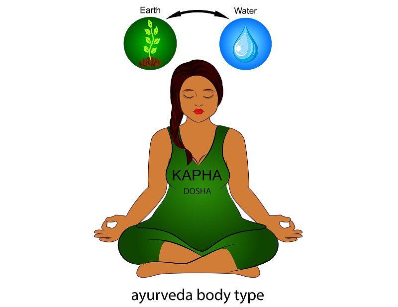 Kapha Body Type